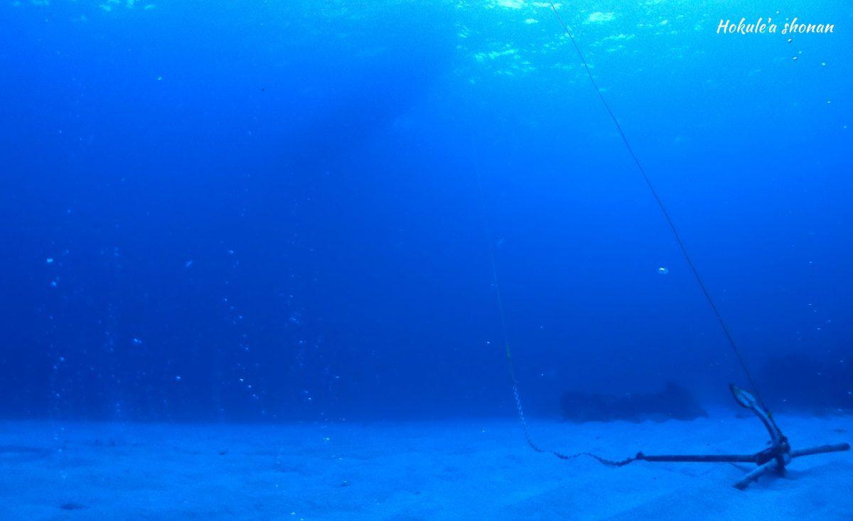 式根島 海底温泉part2