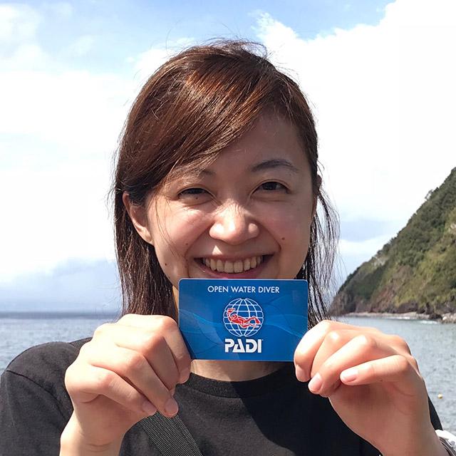 神奈川周辺の綺麗な海でライセンスを取れたらなぁと探していました