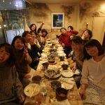本日新年会を開催しました!!